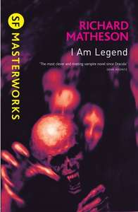 I Am Legend by Richard Matheson Kindle Edition 99p @ Amazon