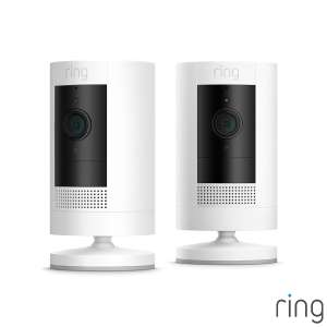 Ring Battery Stick Up Camera (Gen 3) Duo Pack £132.99 Costco