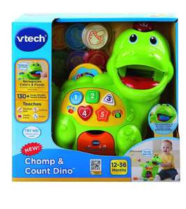 VTech Baby Feed Me Dino £12.50 In-store in Strood Wilko