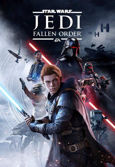 [PC] Star Wars Jedi: Fallen Order - £23.36 - Eneba