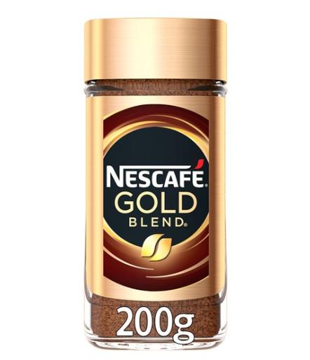 Nescafé gold blend 200g £4.00 @ Tesco