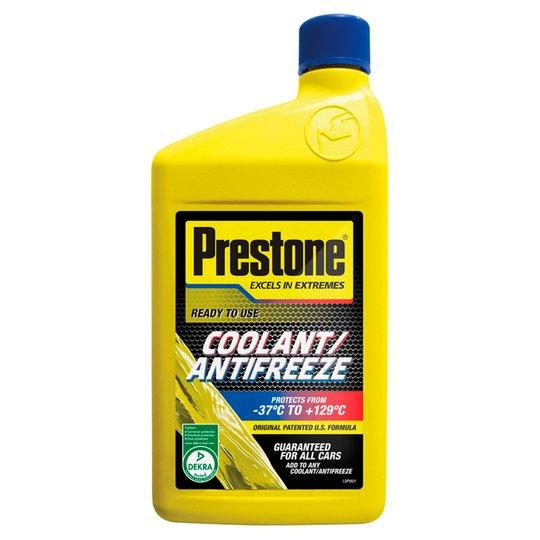 Prestone Antifreeze & Coolant 1 Litre Ready to Use £3 @ Tesco
