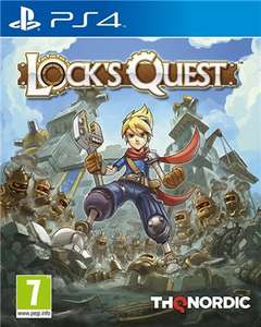 Lock's Quest (PS4) £1.95 delivered @ The Game Collection