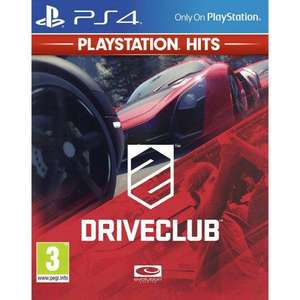 DRIVECLUB (PS4) - PlayStation Hits for £7.95 Delivered@ The Game Collection