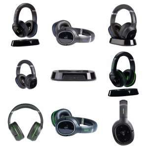Turtle Beach Elite 800P/800X Premium Wireless Gaming Headset (Refurbished) - PS4, XBOX - £54.82 @ stockmustgo ebay