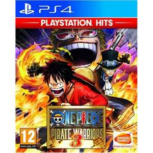 One Piece Pirate Warriors 3 HITS PS4 for £8.95 Delivered @ The Game Collection