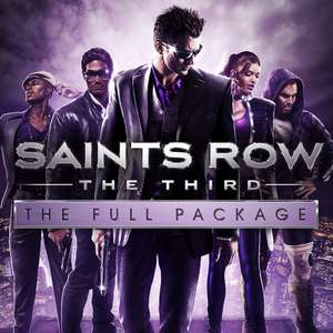 Saints Row: The Third - The Full Package PC (Steam) £1.99 @ green man gaming