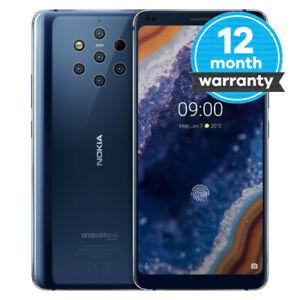 Nokia 9 Pureview - 128GB - Midnight Blue (Unlocked) Smartphone - Pristine (A) - Magpie Group Ltd / eBay - £266.59