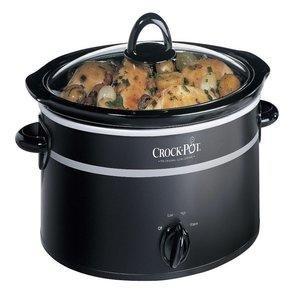 Crock pot 3.5l stoneware slow cooker £4.75 in Tesco
