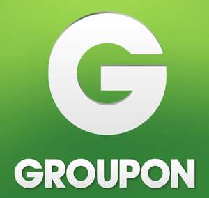 25% cashback at Groupon with spend over £5 plus £10 free credit via topcashback