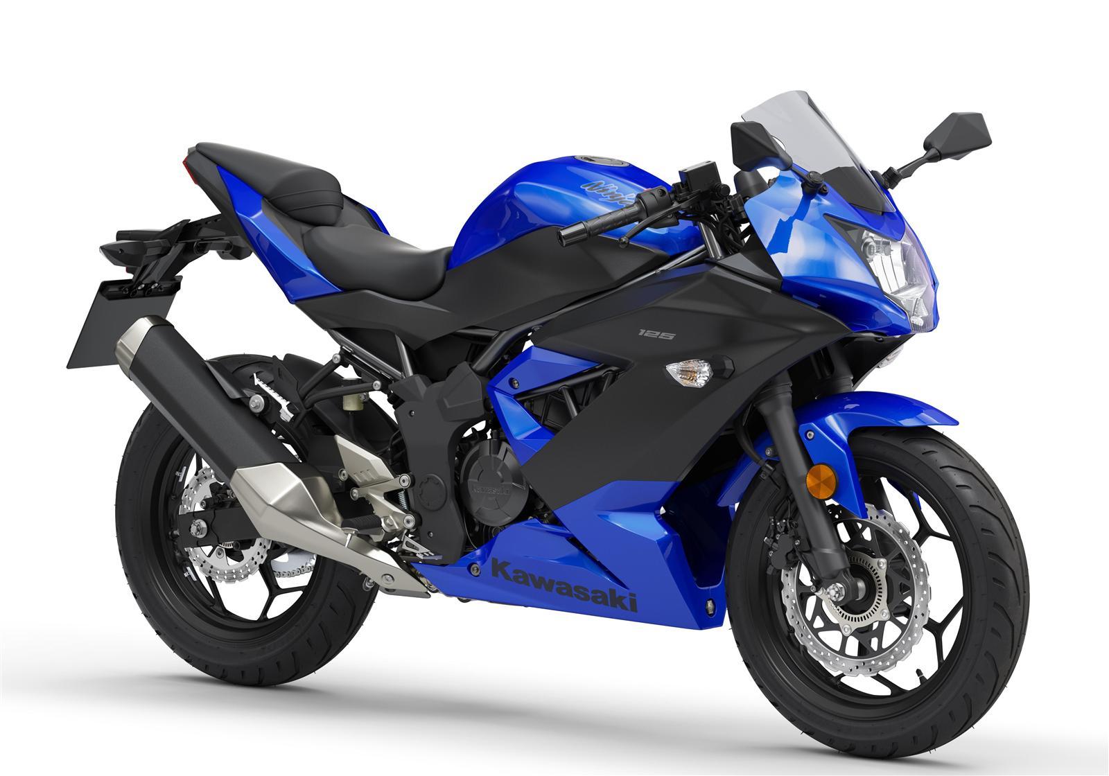 Kawasaki Ninja 125 (2019) £3,799 @ Motorcycles Direct/Colchester Kawasaki