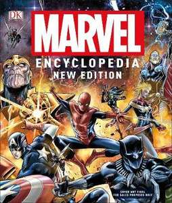 Marvel Encyclopedia New Edition (Hardback) £17.30 @ A Great Read