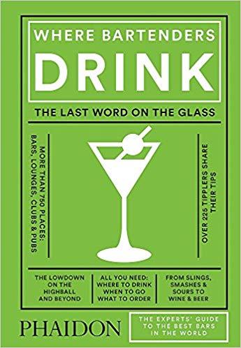 Where Bartenders Drink Hardcover £5.08 prime / £8.07 non prime @ Amazon