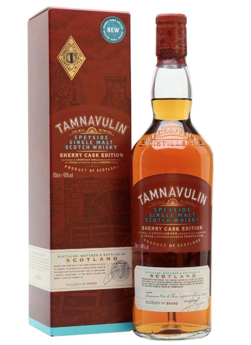 Tammavulin Sherry Cask whisky £19.99 @ Spar Baschurch