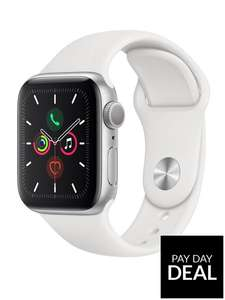 10% Back On Apple Products via Buy Now Pay Later - E.G Apple Watch Series 5 (GPS), 40mm Aluminium Sport Band £399 or £359.10 w/code @ Very