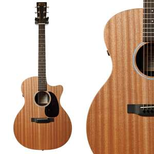 Martin GPCPA5S Sapele Solid Top Edition - Electro Acoutstic Guitar £599 With Next Day Delivery @ GuitarGuitar