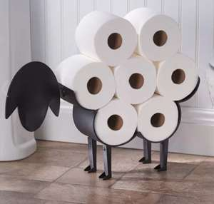 Baabara toilet roll holder £22.85 delivered @ Red candy