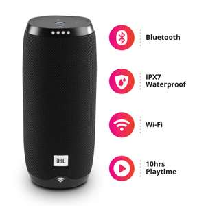 JBL Link 20 Portable Wireless Smart Speaker £64.95 Delivered - eBay velocityelectronics