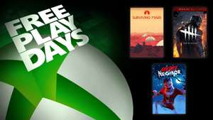 Xbox Live Free Play Days: Dead by Daylight, Secret Neighbor and Surviving Mars @ Xbox store