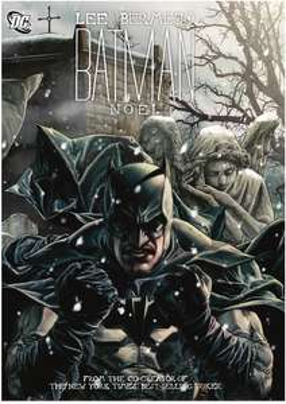 Batman Noël Deluxe Edition Graphic Novel - £5 instore @ The Works Hempstead Valley in Kent