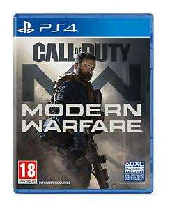 Call of Duty: Modern Warfare (PS4) £29.99 Delivered (Ex-Rental) @ Boomerang via eBay