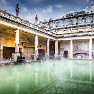 Bath - Two Nights for Two people at central guest house inc Breakfast £84.15 with code @ Groupon