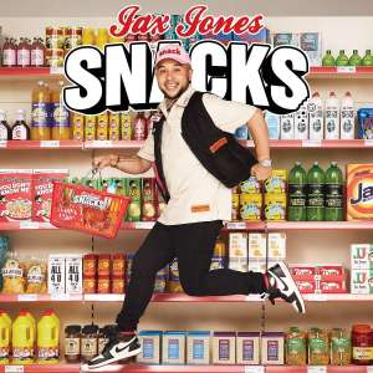 Snacks Jax Jones £5.99 + £2.99 NP @ Amazon