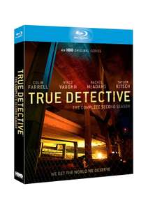 True Detective - Season 2 [Blu-ray] £4.60 (Prime) + £2.99 (non Prime) sold by HarriBella.UK.Ltd and Fulfilled by Amazon.