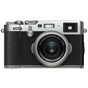 Fujifilm X100F Digital Camera - Silver £899 With Free Fujifilm X100F BLC-X100F Full Premium Case (Black) £899 @ Wex Photo Video