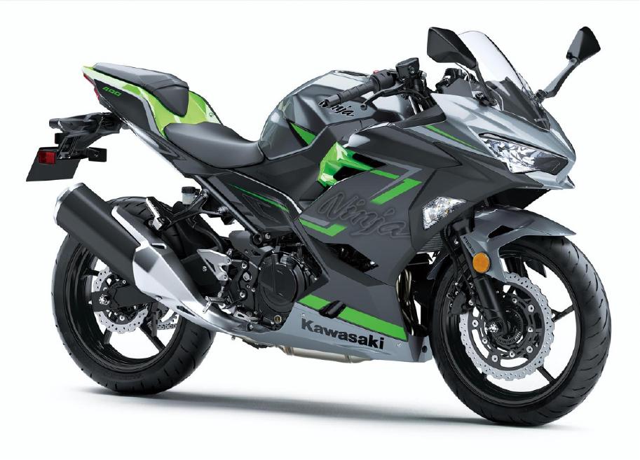 Kawasaki Ninja 400 pre reg brand new 0 miles £4599 @ Colchester Kawasaki