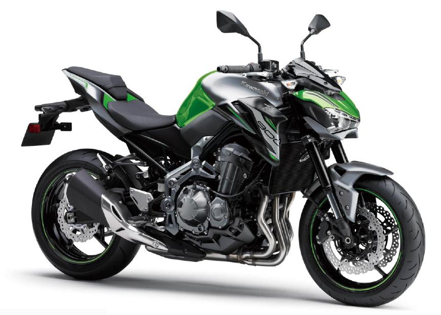 Kawasaki Z900 2019 new pre reg 0 miles £7599 @ Colchester Kawasaki
