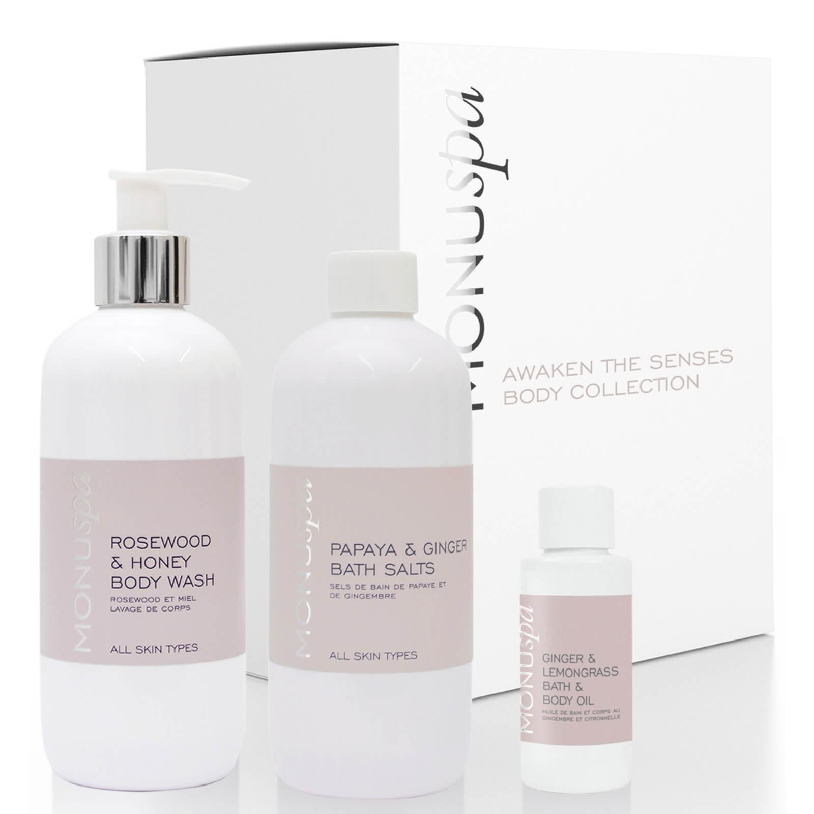 MONU Spa Awaken The Senses Ladies Body Collection - £6.00 delivered @ Look Fantastic