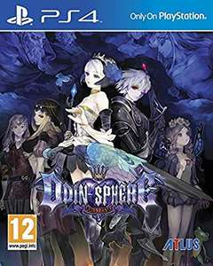 (PS4) Odin Sphere: Leifthrasir @ CeX £12.00 in store or £13.50 delivered