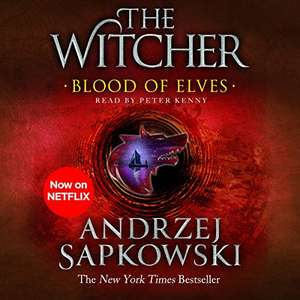 The Witcher Last Wish & books 1,2&3 - £5.99-£6.99 on Audible + 50% off 3 months membership + £9.80 cashback for new members via Topcashback