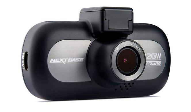 Nextbase 412GW Dash Camera- Full 1440p QUAD HD WiFi and GPS - Black £69.95 @ Amazon