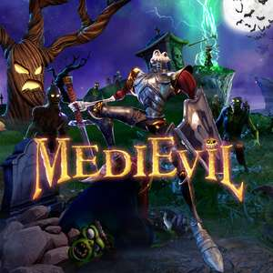 Medievil PS4 £15.99 or £14.74 with PS Plus @ PlayStation Store