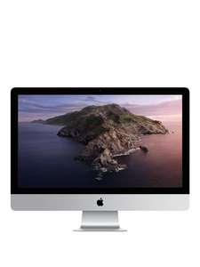Apple iMac (2019) 27 inch with Retina 5K display, 3.1GHz 6-core 8th-Gen Intel® Core™ i5 1TB Fusion Drive £1800 / £1620 with BNPL code @ Very