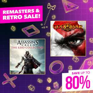 Remasters & Retro Sale @ PlayStation PSN Indonesia - Metro 2033 / Last Light £2.11 Phoenix Wright T.gy £16.08 COD MW Remastered £11.15 +MORE