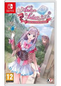 Atelier Lulua ~The Scion Of Arland [Nintendo Switch] for £19.85 Delivered @ Base
