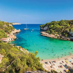 5 Night 3* (May) All Inclusive Stay in Majorca (Including BA flights from LGW with Checked baggage) £180.50pp (£361 total) @ British Airways
