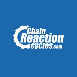Warehouse clearance restarts - up to 50% off off plus extra £10 off at the checkout when you spend £75 or more at Chain Reaction
