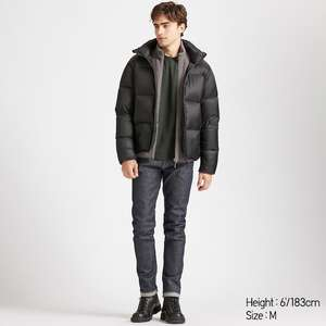 UNIQLO MEN ULTRA LIGHT DOWN PUFFER JACKET - £29.90 C&C @ Uniqlo