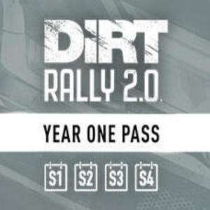 Dirt Rally 2.0 Year One Pass £14.99 on Steam