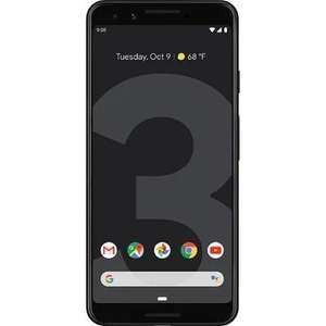 Google Pixel 3 Just Black 64GB (EE) Refurbished Good + 12 month warranty - £279.99 delivered at basket @ Music Magpie