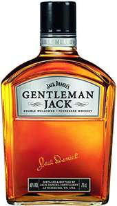 Jack Daniels Gentleman Jack Double Mellowed Tennessee Whiskey 70cl - £17.50 at at Tesco Monifieth