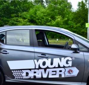 30 Minute Taster Driving Lesson with Young Driver for £33.95 @ groupon