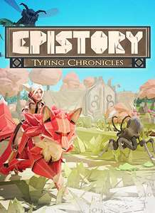 Epistory - Typing Chronicles £3.85 @ Steam