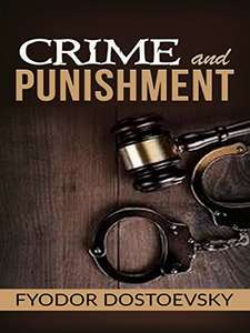 Fyodor Dostoevsky - Crime and Punishment Kindle Edition now FREE at Amazon