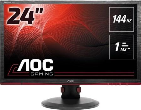 "AOC G2460PF 24"" LED FHD Freesync 144Hz 1ms TN Vesa Speakers Gaming Monitor - £149.99 @ Box"