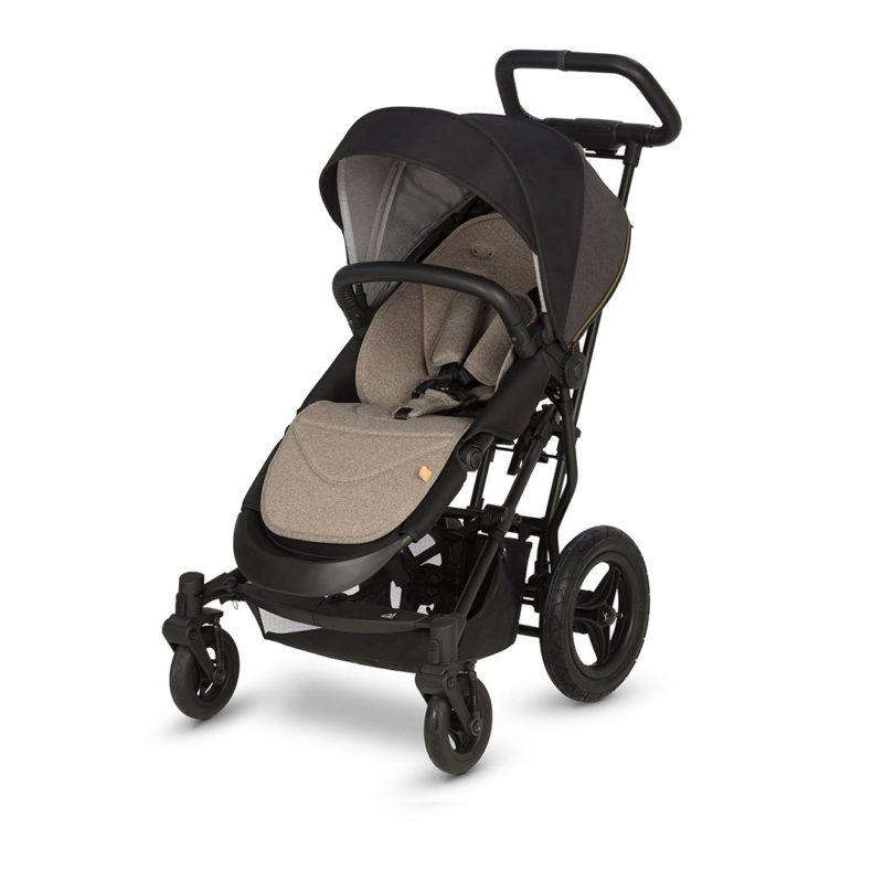 MICRALITE Carbon Black Smart Fold Stroller £120 TK Maxx